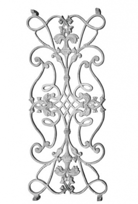 Aluminum Victorian Style 2